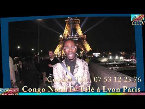 CONGO NORD TV  TELE PARIS LYON