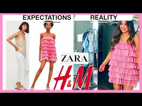 🌸new-in-h&m-zara-glasses-haul-(try-on)-summer-2019-👓-🌸fashion-trends