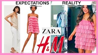 ? NEW-In H&M ZARA HAUL (Try-On) for SUMMER 2019 ? ?FASHION TRENDS