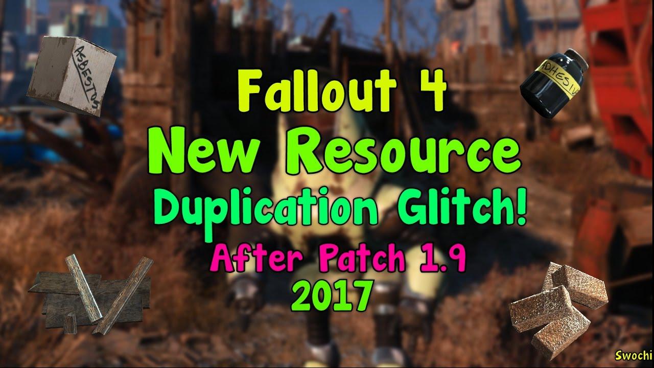 патч fallout 4 2017