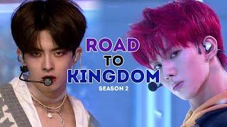 MAKING A ROAD TO KINGDOM SEASON 2