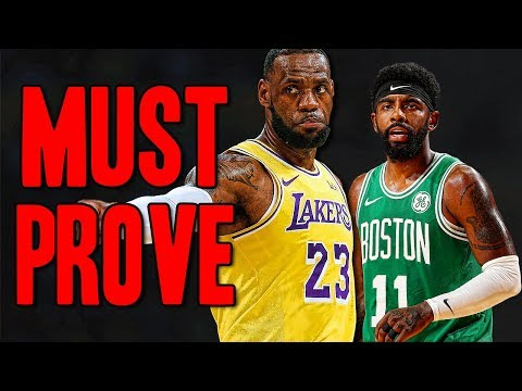 What Each Top 10 NBA Player MUST PROVE in 2019