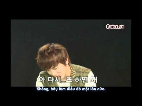[Vietsub]Yonghwa - nhắc tới SeoHyun trong mess của DFBS
