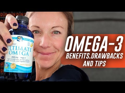 Omega-3: Benefits, Drawbacks, & Supplement Tips