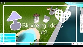 Bloxburg ideas ~ room ideas & furniture ideas!