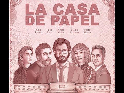 La Casa Del Papel Saison I Episode