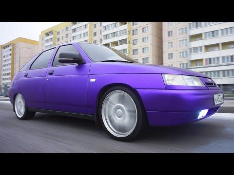 ВАЗ-2112 GVR AUTO SHOW