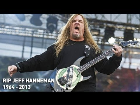 Jeff Hanneman Jeff Hanneman Last Performance