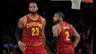 Lebron James and Kyrie Irving | Heavy Heart - 2017 Mixtape