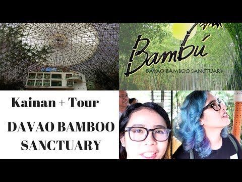 DAVAO BAMBOO SANCTUARY TOUR  - thedorzfallac vlogs