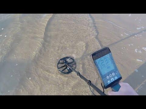 Sandbanks With The Minelab Equinox 800