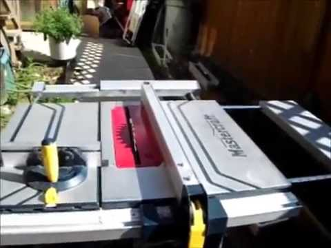 Mastercraft 15amp sliding table saw review youtube mastercraft 15amp sliding table saw review greentooth Gallery