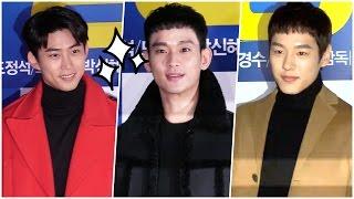 [형 VIP] 김수현(Kim Soo Hyun 金秀賢)-옥택연(2PM Taecyeon) 등장에 여심 올킬!!