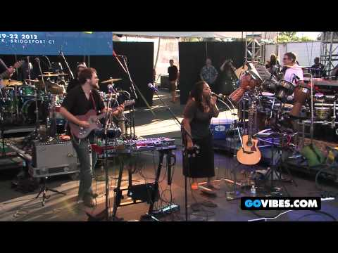 """Mickey Hart Band Performs Cream's """"White Room"""" at Gathering of the Vibes Music Festival 2012"""