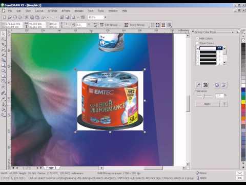 Giáo trình thiết kế quảng cáo chuyên nghiệp CorelDraw X3. Ep 2.1.avi