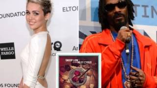 Snoop Lion feat Miley Cyrus - Ashtrays and Heartbreaks (Male Version)
