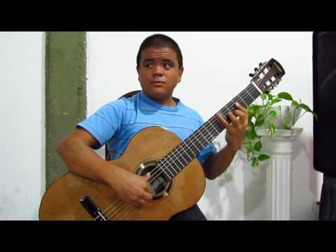Garúa  - Julio Silpitucla. Mariano Delledonne Luthier