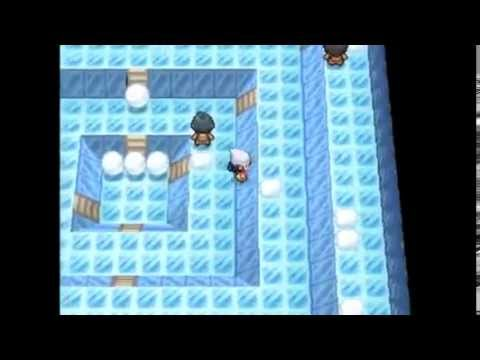 Snowpoint Gym Puzzle