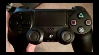 Китайский геймпад Dualshock 4 отключается?