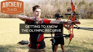 How to find a recurve anchor point   Archery 360 / Archery