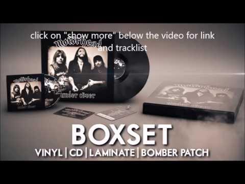 "Motörhead new covers album 'Under Cöver"" (Metallica/Priest/Nugent and more)!"