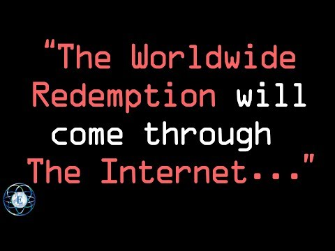 """The Worldwide Redemption Will Come Through The Internet"" - Rav Dror"