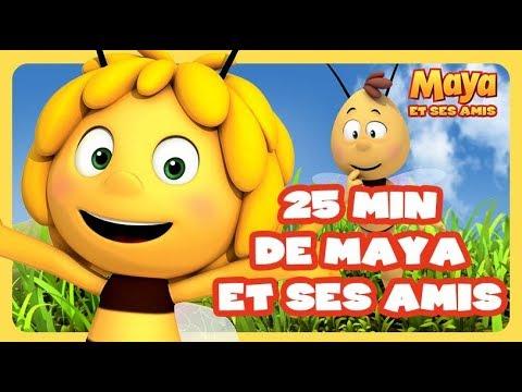 25 Min de MAYA L'ABEILLE et ses amis