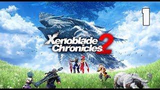 Xenoblade Chronicles 2 прохождение на русском #1