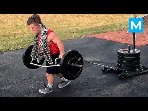 MINI BEAST - Superpower Workouts - Jeremy Smith | Muscle Madness