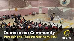 Persephone Theatre Northern Tour