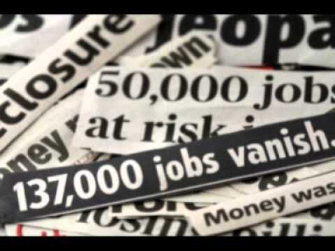 25 Million Unemployed/ Underemployed -Bud Myers 99er story Hits CNN