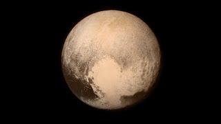 Pluto FlyBy in Battlecruiser Millenium