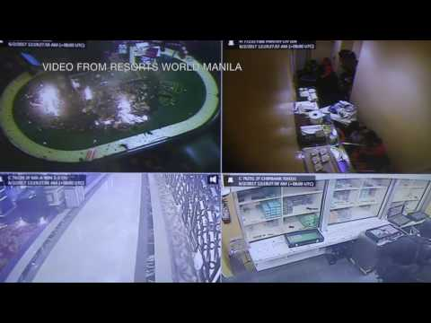FULL VIDEO: Resorts World gunman tricked victims — casino official