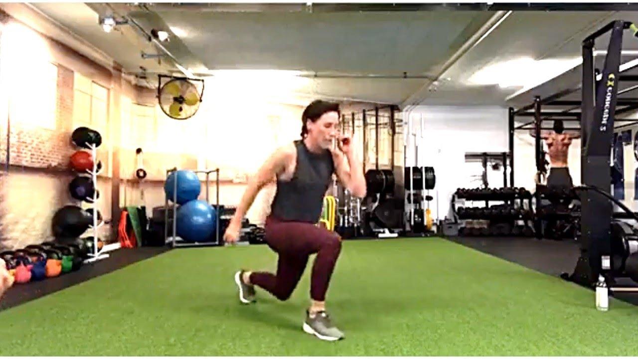 X30 Workout 27. April 2020