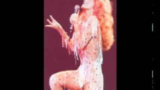 Dalida - Comme disait mistinguett  karaoke 6