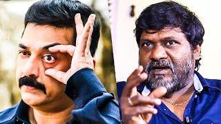 Story Behind Vettaiyadu Vilayadu Mass Opening Scene ft Kamal | Stun Siva Reveals| GVM | AN 3
