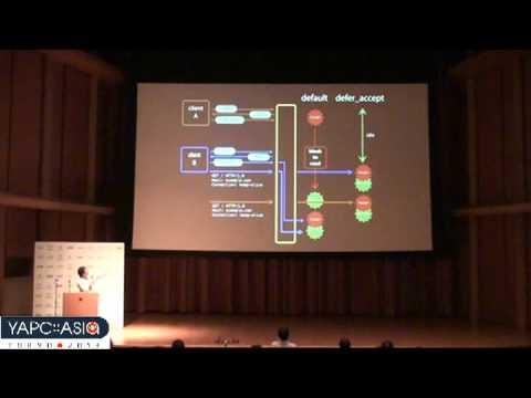 PSGI/Plack・Monocerosで学ぶハイパフォーマンスWebアプリケーションサーバの作り方 - Masahiro Nagano
