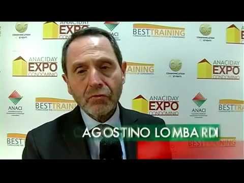 EXPO CONDOMINIO - ANACI DAY 2012 - Agostino Lombardi