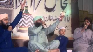 Mere Hussain Tujhe Salam By Owais Raza Qadri Mehfil-e-Naat Shab-e-Ashoora 14-11-2013