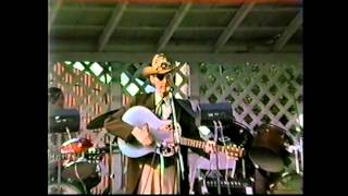 "Dick Curless w Rick Robinson & Bayou Boys ""Live"" ♪♪♪  Railroad Museum Boothbay, Maine"