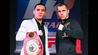 SCOTT QUIGG FAILS TO MAKE WEIGHT AGAINST OSCAR VALDEZ FOR WBO 126Ib TITLE