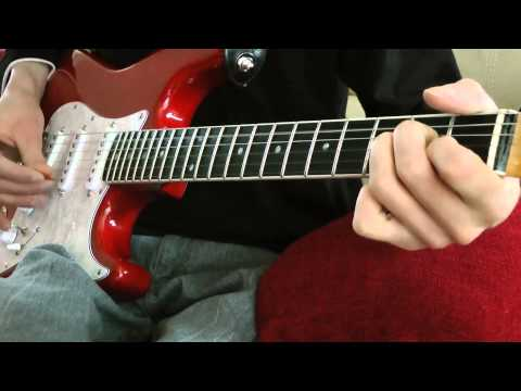 Line 6 Spider II Clean Tone Demo by Andrew Neil Dickson