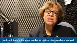 Sandra Honoré (MINUSTAH) on the upcoming elections in Haiti