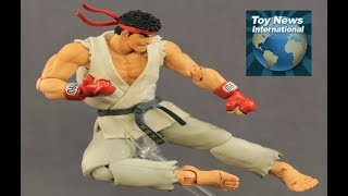 S.H. Figuarts Street Fighter V Ryu Figure Review