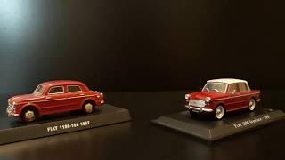 1:43 collection car FIAT 1100  1200  1957 museum car