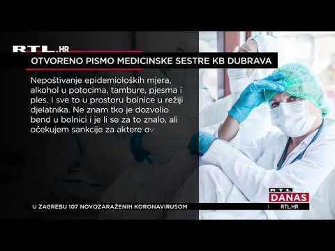 -C.O.V.I.D- Bolnica Dubrava! (Ubili se od posla) buli És bili: hogyan mulattak a nővérek az egyik horvátországi covid-kórházban? BULI ÉS BILI: Hogyan mulattak a nővérek az egyik horvátországi Covid-kórházban? hqdefault