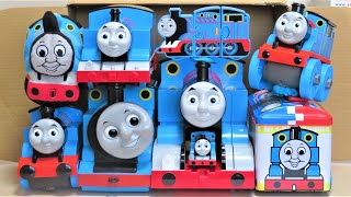 Thomas & Friends I will introduce the toys taken out of the box while playing Plarail RiChannel