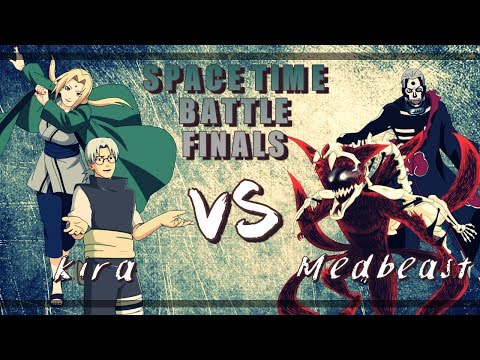 SPACE-TIME FINALS | 2-TIME CHAMP VS HIGHEST BATTLE POWER | NARUTO ONLINE