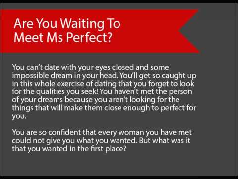 HelloSexy me - Dating Step 1 - Are You Waiting To Meet Ms. Perfect