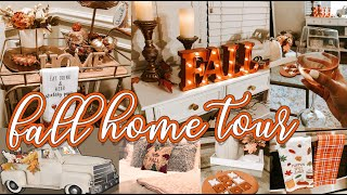 FALL HOME TOUR 2019 | Cozy, Modern Fall Decor